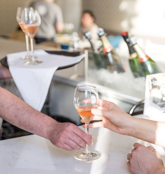 Valentine's Day Champagne…Wonderful World of Rose Fizz