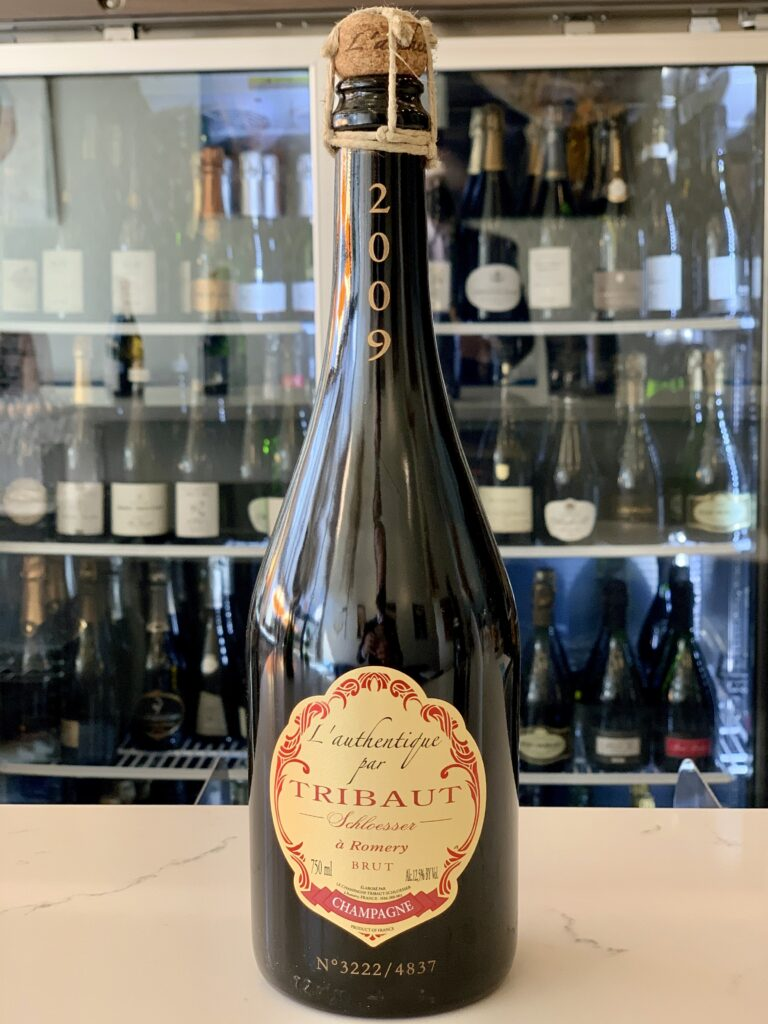 Review #5 | Champagne Tribaut, 2009, L'authentique, Romery, France Tribaut