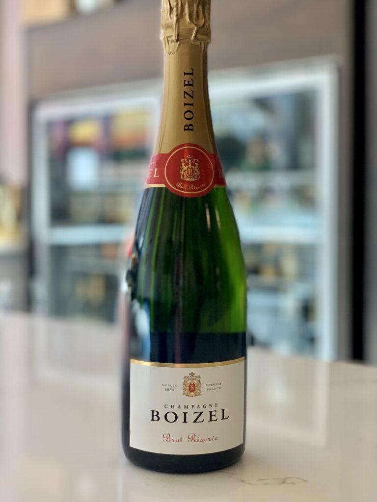 Review #6 | Champagne Boizel, Brut, Réserve, NV, Èpernay, Champagne, France IMG 0715 2