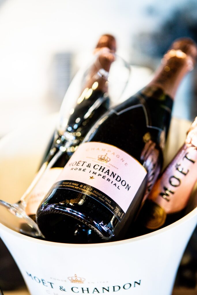 Vintage Champagne - A Whole Other World of Bubbly moet