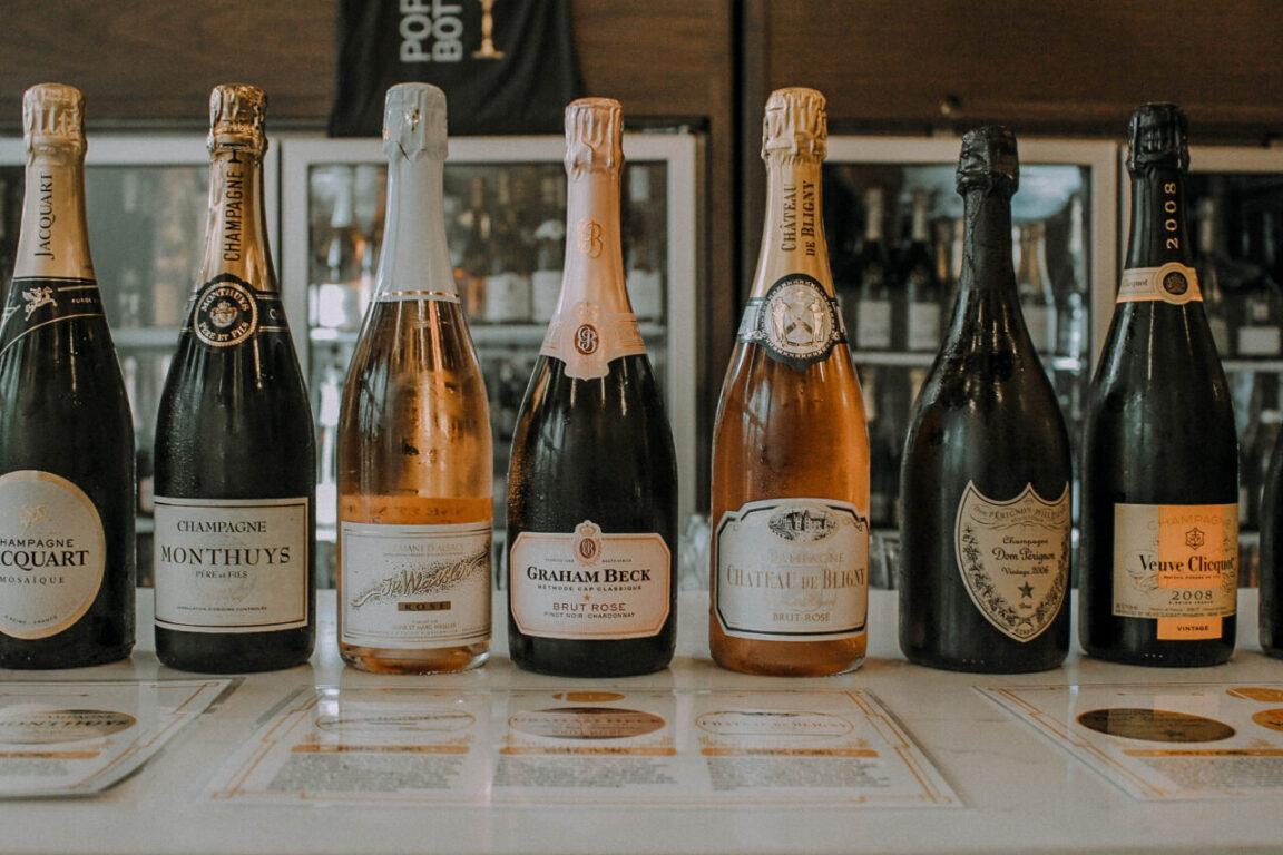 Fizz Champagne Bottle Shop