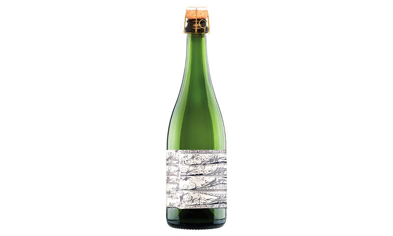 Ode to Pearls - Sparkling Albarino, Edna Valley